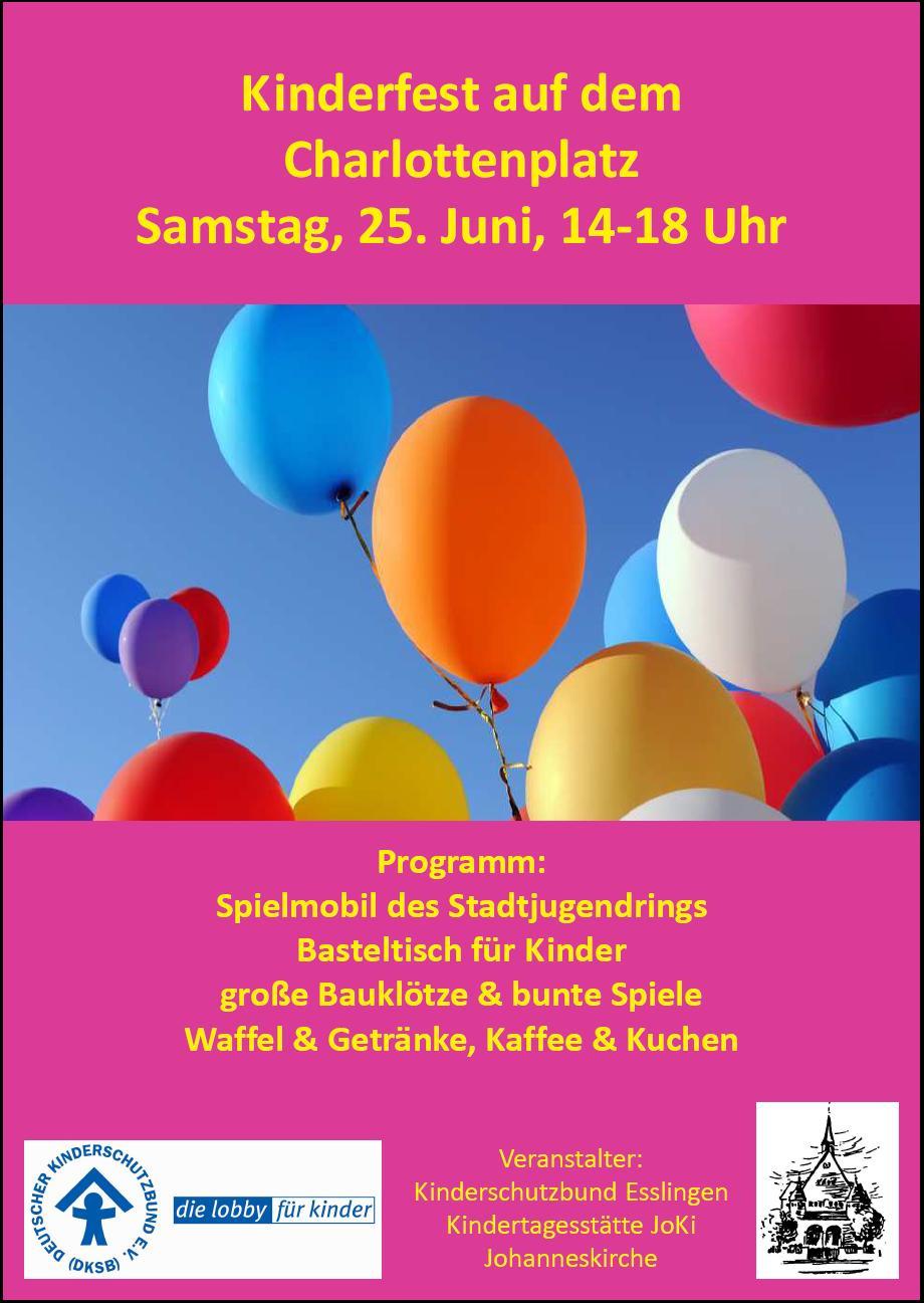 Charlottenplatzfest